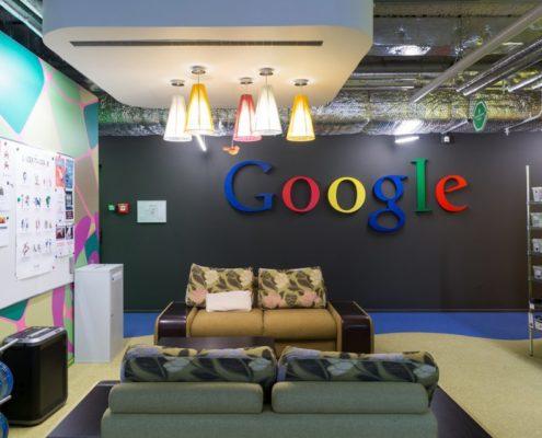 Офис гугл в Москве вход