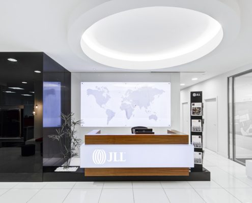 Ремонт офисов в бизнес-центрах
