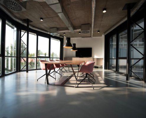 Ремонт офисов административных зданий