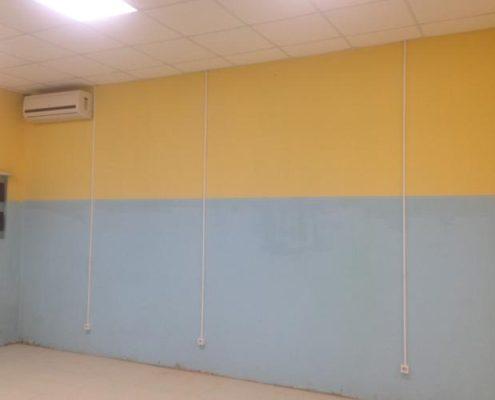 пример офиса после ремонта